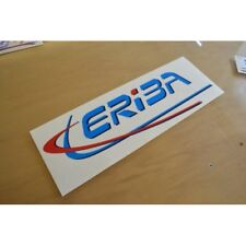 ERIBA Touring (2006) Caravan Name Sticker Decal Graphic - SINGLE