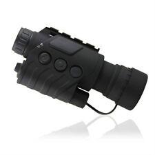 RG88-5X NVD Infrared Night Vision IR Monocular Binoculars Telescopes 200 Yards