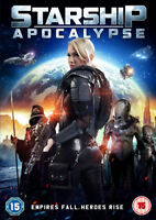 Starship: Apocalypse DVD (2015) Darren Jacobs, Johnson (DIR) cert 15 ***NEW***