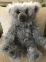 Steiff #662997 Bell Boy Teddy Bear LE