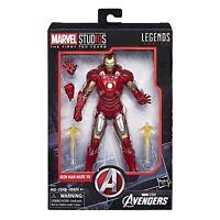 IRON MAN Marvel Legends Cinematic Universe MCU 10th Anniversary 6-Inch Figure