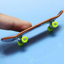 Fashion Finger Board Tech Deck Truck Skateboard Kid Children Hobby Toys Hot