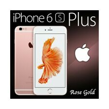 """Smartphone Apple Phone 6S plus 64GB 5,5 """" Dual Core Roses Gold Ios 0.1oz Touch"""