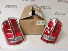 Mopar 11-14 Chrysler 300C 300 C tail lights lamps set driver, passenger RH LH