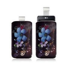 Housse coque étui pochette pour LG Optimus 2X avec motif