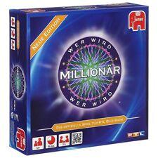 JUMBO WER WIRD MILLIONÄR # Gesellschaftsspiel Familien Wissens Party Spiel 17879