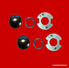 Bugaboo Cameleon 1/2 2 xscheiben KIT RIPARAZIONE 7 pezzi modello 1/2 SET COMPLETO