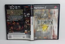 PROJECT EDEN - PS2 - PlayStation 2 - PAL - Italiano - Usato