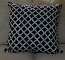 """Premier Print Candence/ Black/White Pillow/Cover $25.00 ea-2 Available 20"""" x 20"""""""