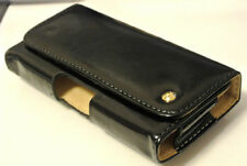 Unbranded/Generic Leather Mobile Phone Pouches/Sleeves with Clip