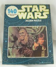 Vintage 1977 ~STAR WARS~ 140 Pieces~ Han Solo and Chewbacca ~Harrison Ford~