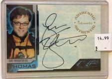 THOMAS Alien Vs. Predator AVP Actor Sam Troughton Auto INKWORKS