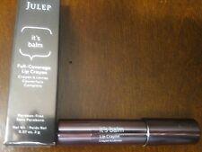 nip julep its balm fullcoverage lip crayon almond nude creme