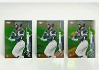 Luis Robert 2020 Topps Chrome Update Rookie Debut 3 Card Lot