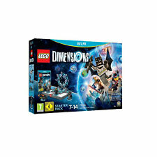 Nintendo Wii U lego Dimensions viedeospiel Starter pack USK 6 Adventure