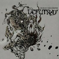 LEFUTRAY - Human Delusions - CD - 4028466900654