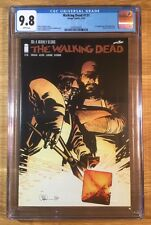 Walking Dead 131, CGC 9.8, graded NM/MT, 1st appearance of 5 new characters