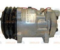 HELLA 8FK 351 126-541 Kompressor, Klimaanlage