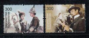 KAZAKHSTAN Classic Kazakh Films MNH set
