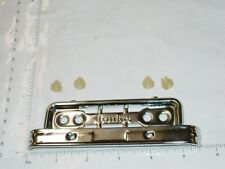 Tonka 1962-64 Zinc Plated Truck Grill & Headlight Replacement Toy Parts TKP-100a