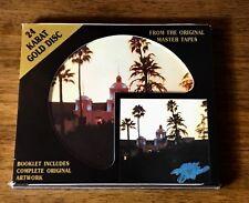 EAGLES HOTEL CALIFORNIA  DCC 24 KARAT GOLD CD ~ STILL FACTORY SEALED