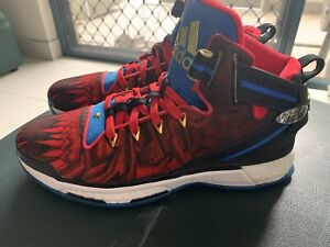 """Adidas D Rose 6 Boost Brand New Size 10 """"Chinese New Year"""" Basketball shoes"""
