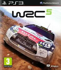"WRC 5 World Rally Championship 5  Playstation 3  PS3  ""FREE UK P&P"""