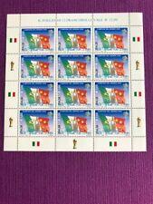 REPUBBLICA 2006  MINIFOGLIETTO ITALIA CAMPIONE DEL MONDO  NUOVO MNH**