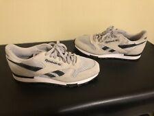 Authentic Reebok Classic CL LTHR Suede Mens Shoes - Size 11 (Great Condition)