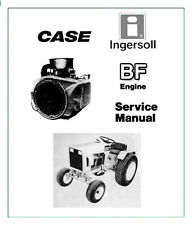 ingersoll tractor service manual