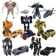 Transformer Toy Action Figures Optimus Prime Robots Cars Megatron Kids Gift HOT