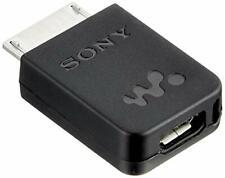 Sony Micro USB Stecker Umbau Adapter WMP-NWM10 für Walkman Original Neu