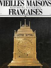 VIEILLES MAISONS FRANCAISES N° 114, COLLECTIONS FRANCAISES A VOIR OU A REVOIR