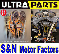 Timing Chain Kit fit Astra Frontera Omega Signum Sintra Vectra 2.0 2.2DTi TK115G