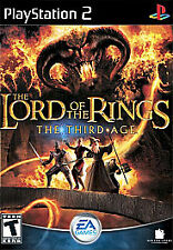 The Lord of the Rings:The Third Age Playstation 2 Game Disc Only 100% Guaranteed