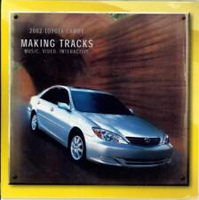 Toyota Camry 2002 Automobile Music Interactive CD NEW