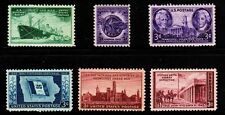 1946 Commemorative Year set - MNH  (6 Stamps)