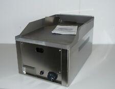 Grillplatte Bratplatte Griddleplatte Bräter gas glatt 4,0kw