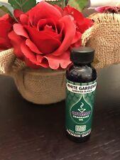 White gardenia essential oil 2.2oz Aromar Spa Collection for Aromatherapy New