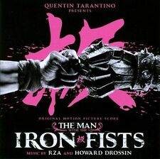 The Man With The Iron Fists (Score), Various Artists Soundtrack