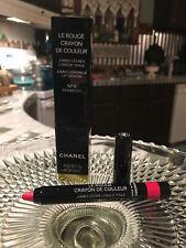 Chanel Lipstick Le Rouge Crayon De Couleur Longwear Lip Crayon No 6 Framboise