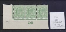 ! Great Britian  1902-1910.    Stamp. YT#106. €40.00 !