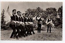 TURQUIE costumes tambour danseurs folkloriques d'ERZOUROM