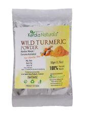 Wild Turmeric -  Kasthuri Manjal: For Glowing Skin - 100% Natural
