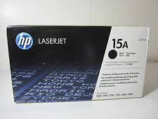 NEW Genuine OEM HP 15A LaserJet INK Toner Cartridge C7115A Black Hewlitt Packard