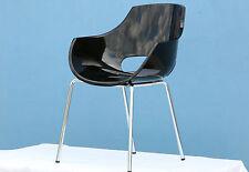 Chair Designer Chair Garden Chair Office Chair Kitchen Chair Seat Black New