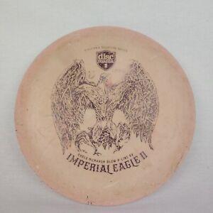 🔥Discmania Imperial Eagle II Eagle McMahon GLOW P-line P2 🔥174g used no number