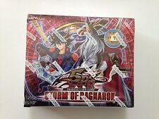 Yu-Gi-Oh STORM OF RAGNAROK Booster Box STOR, 1st Ed. (English), Factory Sealed