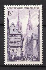 France : 1954 Yvert 979 ( Quimper ) MNH