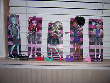 Monster High Dance Class 5 Doll Set New Out Of Box AS PICTURED Target Exclusive